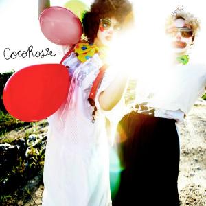 Heartache City - Image: Coco Rosie Heartache City cover