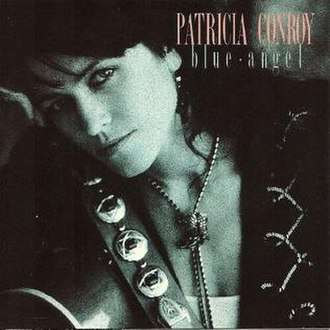 Blue Angel (Patricia Conroy album) - Image: Conroyblueangel 1990