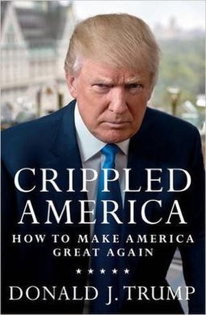 Crippled America - First edition cover