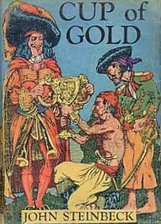 Cup of Gold - First edition cover