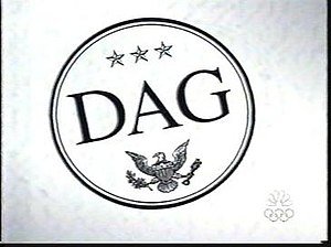 DAG (U.S. TV series) - Image: DAG tv logo