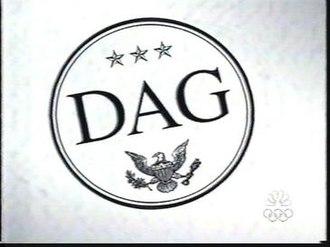 DAG (U.S. TV series) - Image: DAG tv logo