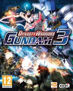 Dynasty Warriors: Gundam 3 - Image: DW Gundam 3