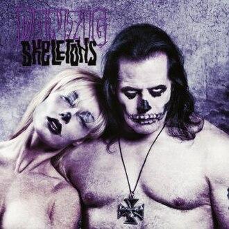 Skeletons (Danzig album) - Image: Danzig skeletons cover