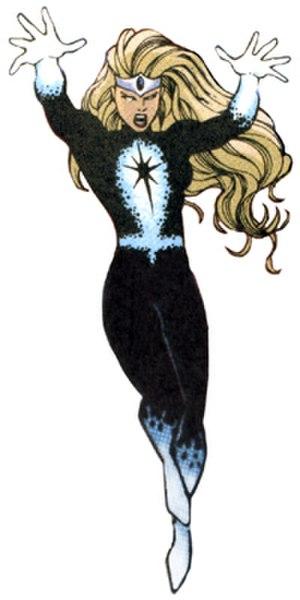 Darkstar (comics) - Darkstar
