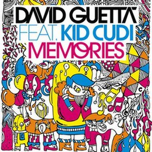 Memories (David Guetta song) - Image: David guetta kid cudi memories