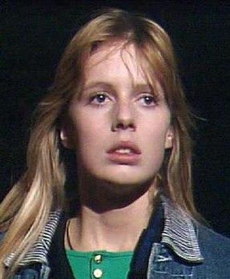 Diane Butcher - Diane as she appeared in 1989