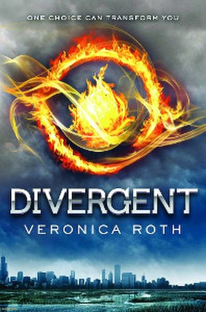 Divergent (novel) - Cover of first edition