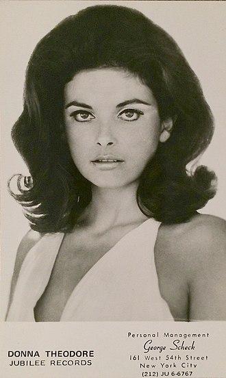 Donna Theodore - Donna Theodore in 1971