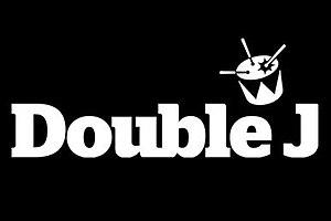 Double J (radio) - Image: Double J Logo