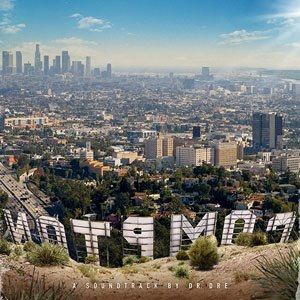 Compton (album) - Image: Dr Dre compton