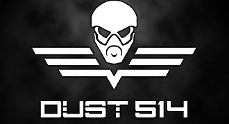 Dust 514 - The original logo for Dust 514, used from its announcement up to E3 2011.