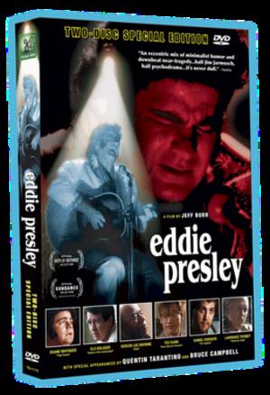 Eddie Presley - DVD cover