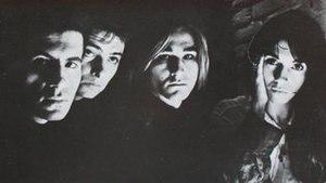 EKV в 1986 году: Милан Младенович, Иван Ранкович, Боян Печар и Маргита Стефанович.