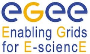 European Grid Infrastructure - Logo 2004–2010
