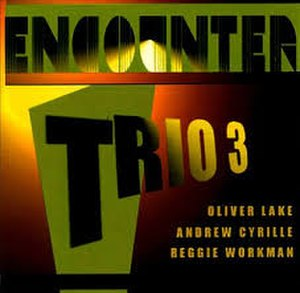 Encounter (Trio 3 album) - Image: Encounter Trio 3 cover