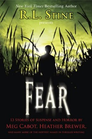 Fear (anthology) - First edition cover