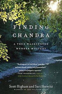 <i>Finding Chandra</i>