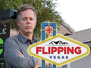 Flipping Vegas - Image: Flipping Vegas logo with Scott Yancey