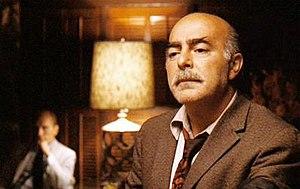 Frank Pentangeli - Michael V. Gazzo portraying Frank Pentangeli