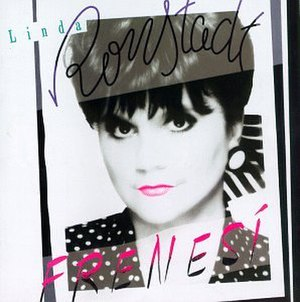 Frenesí (album) - Image: Frenesi Linda Ronstadt