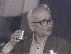 Gopalakrishna Adiga - Image: G Adiga
