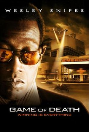 Game of Death (2010 film) - Film Poster