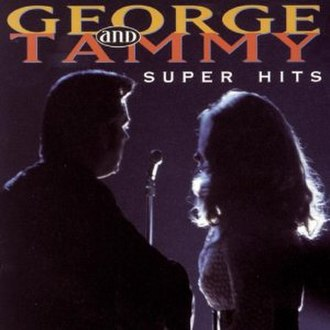 George and Tammy Super Hits - Image: George and Tammy Super Hits