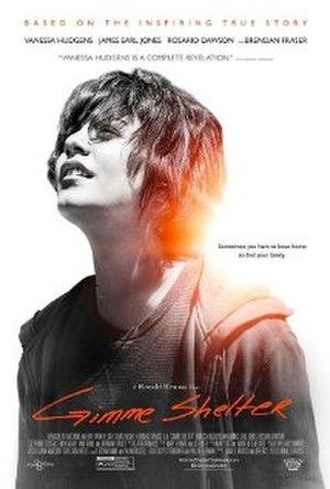 Gimme Shelter (2013 film) - Image: Gimme Shelter