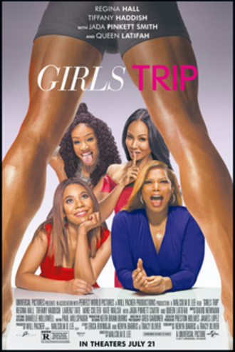 Girls Trip - Theatrical release poster