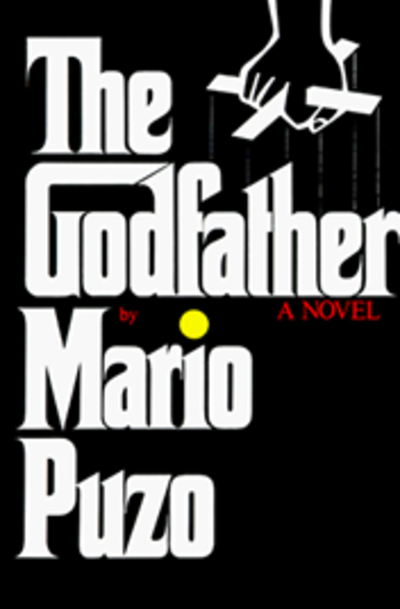 Picture of a book: The Godfather
