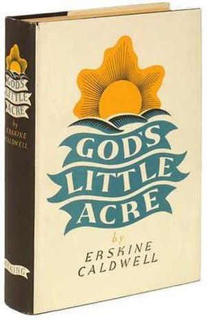 God's Little Acre - First edition
