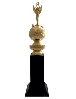 Golden Globe Cecil B. DeMille Award Honorary Golden Globe Award