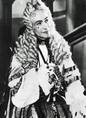 Grahame Clifford - Clifford as the Duke of Plaza-Toro in  The Gondoliers, 1941