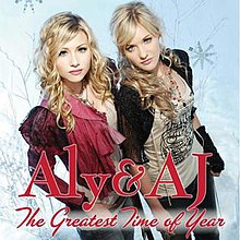Greatest Time of Year (Aly & AJ single - cover art).jpg