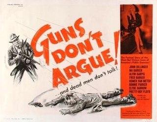 <i>Guns Dont Argue</i> 1957 film