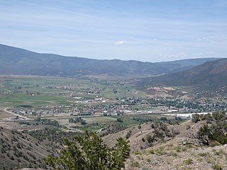 Gypsum, Colorado Home Rule Municipality in Colorado, United States