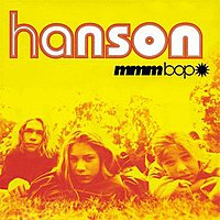 """MMMBop"" cover"