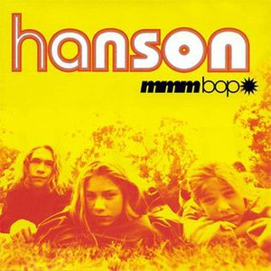 MMMBop - Image: Hanson mmmbop