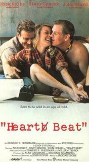<i>Heart Beat</i> (film) 1980 film by John Byrum