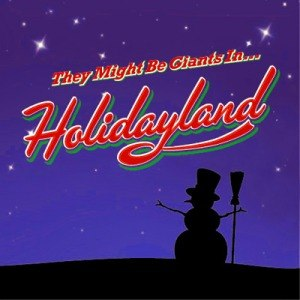 They Might Be Giants In... Holidayland - Image: Holidaylandcover