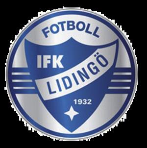 IFK Lidingö Fotboll - Image: IFK Lidingö FK