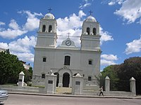 Uruguay's oldest church is in San Carlos.