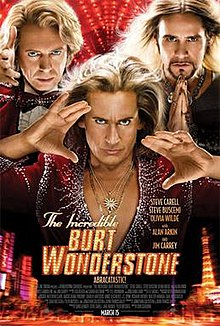 The Incredible Burt Wonderstone affiche