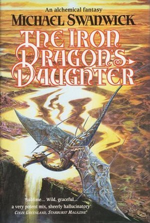 The Iron Dragon's Daughter - Image: Iron Dragon's Daughter