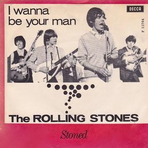 I Wanna Be Your Man - Image: Iwannabeyourmanstone s