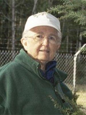 Jackie Hudson - Sister Jackie Hudson, while in prison in 2010