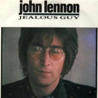 Jealous Guy - Image: Jealous Guy single