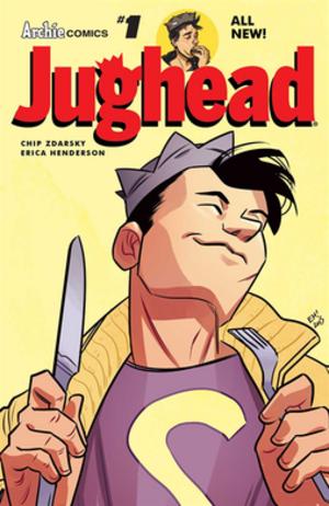 Jughead (comic book) - Image: Jughead 1 (October 2015) cover by Erica Henderson