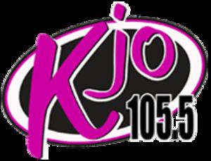 KKJO-FM - Image: KKJO Logo